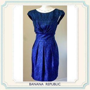 💠BANANA REPUBLIC Stunning Silk Dress